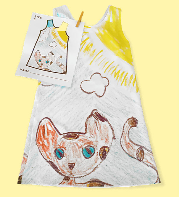 diseos infantiles ropa
